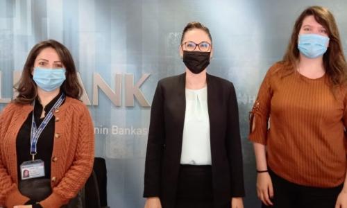 İZMİR ZİRAAT KATILIM BANKASI ZİYARET EDİLDİ