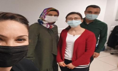 HALKBANK KEMALPAŞA ŞUBESİ ZİYARET EDİLDİ